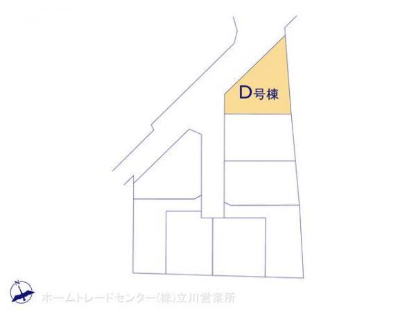 新築戸建 東京都八王子市上壱分方町160 JR中央線西八王子駅 2680万円
