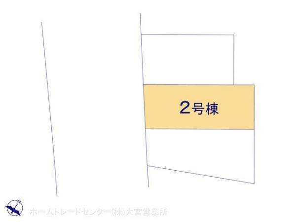 新築戸建 埼玉県上尾市向山3丁目57-8 JR高崎線上尾駅 3280万円