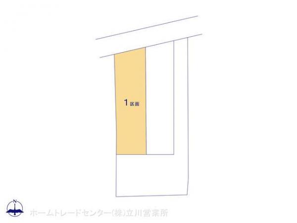 土地 東京都あきる野市引田476-2 JR五日市線武蔵引田駅 1680万円