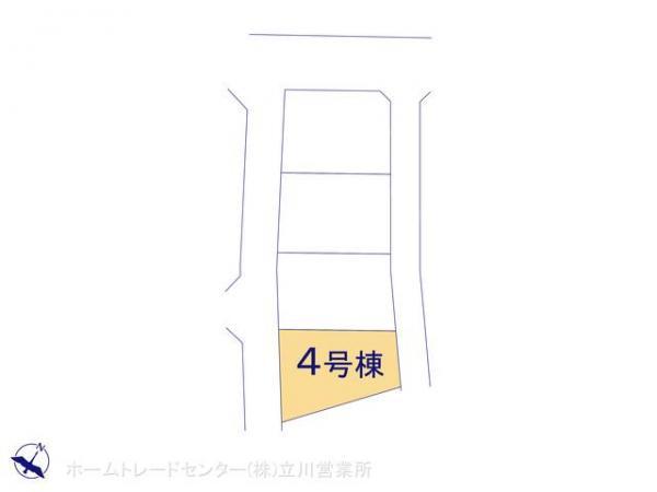 新築戸建 東京都青梅市藤橋2丁目54-1 JR青梅線河辺駅 2580万円