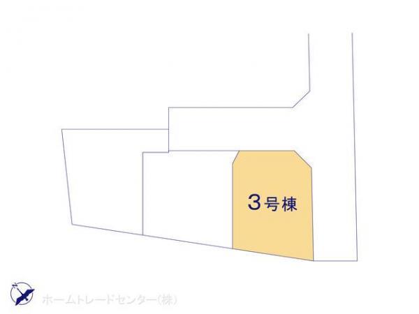 新築戸建 東京都三鷹市大沢5丁目8 京王線西調布駅 4680万円