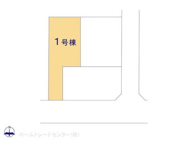 新築戸建 東京都国立市東4丁目3 JR中央線国立駅 5880万円