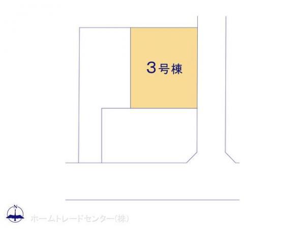 新築戸建 東京都国立市東4丁目3 JR中央線国立駅 6080万円