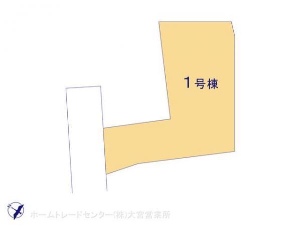 新築戸建 埼玉県北本市西高尾4丁目18-1 JR高崎線北本駅 3390万円