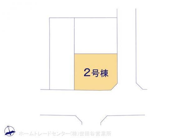 新築戸建 東京都杉並区本天沼3丁目21-12 JR中央線荻窪駅 5780万円