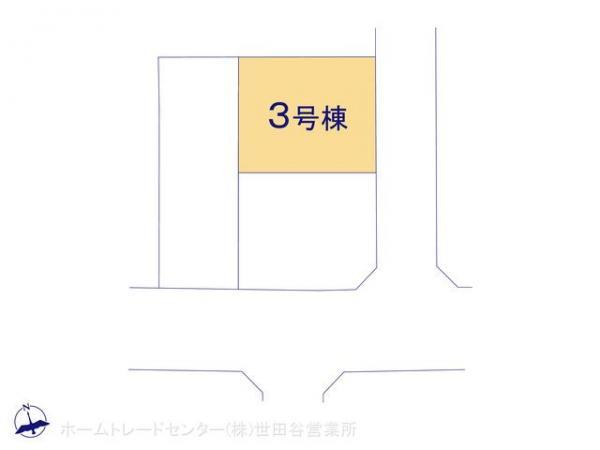新築戸建 東京都杉並区本天沼3丁目21 JR中央線荻窪駅 5380万円