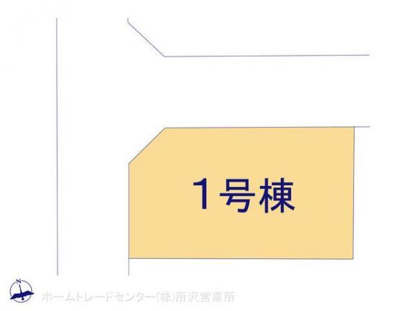 新築戸建 埼玉県坂戸市花影町6-16 東武東上線坂戸駅 2190万円