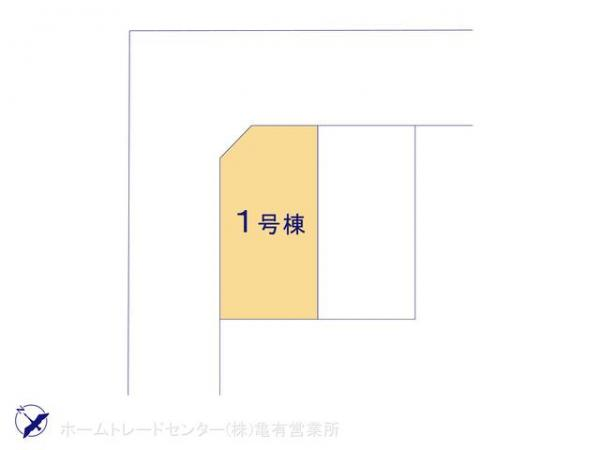 新築戸建 千葉県浦安市弁天4丁目3-1 JR京葉線舞浜駅 4580万円