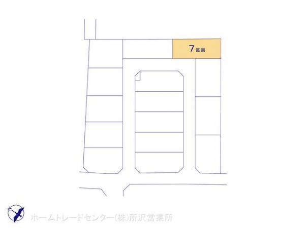 土地 埼玉県日高市大字中鹿山440-1 JR八高線(八王子〜高麗川)高麗川駅 1000万円