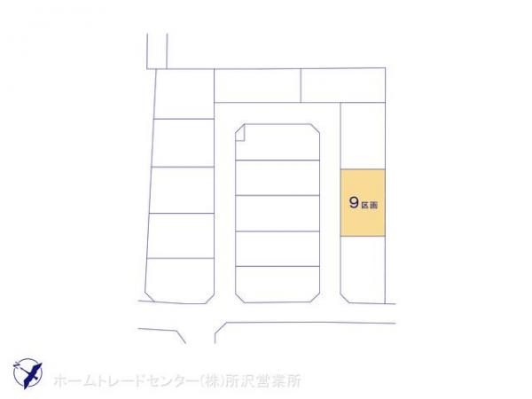土地 埼玉県日高市大字中鹿山440-1 JR八高線(八王子〜高麗川)高麗川駅 950万円