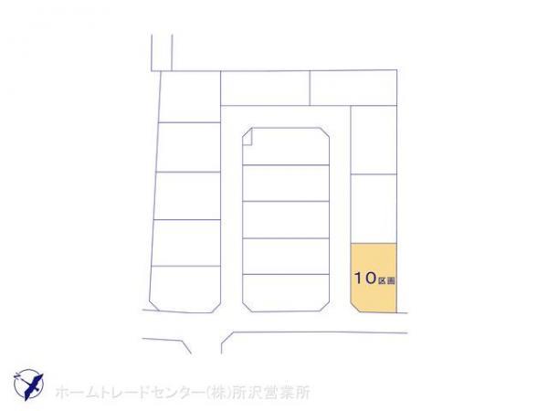土地 埼玉県日高市大字中鹿山440-1 JR八高線(八王子〜高麗川)高麗川駅 1100万円