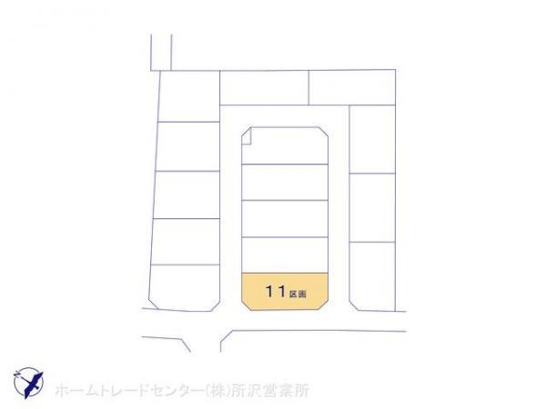 土地 埼玉県日高市大字中鹿山440-1 JR八高線(八王子〜高麗川)高麗川駅 1250万円