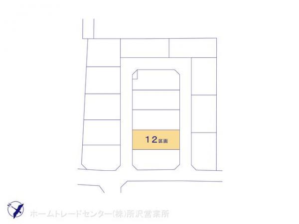 土地 埼玉県日高市大字中鹿山440-1 JR八高線(八王子〜高麗川)高麗川駅 1200万円