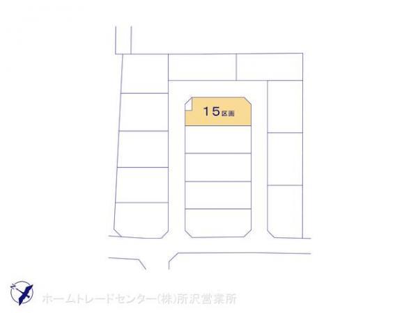 土地 埼玉県日高市大字中鹿山440-1 JR八高線(八王子〜高麗川)高麗川駅 1150万円