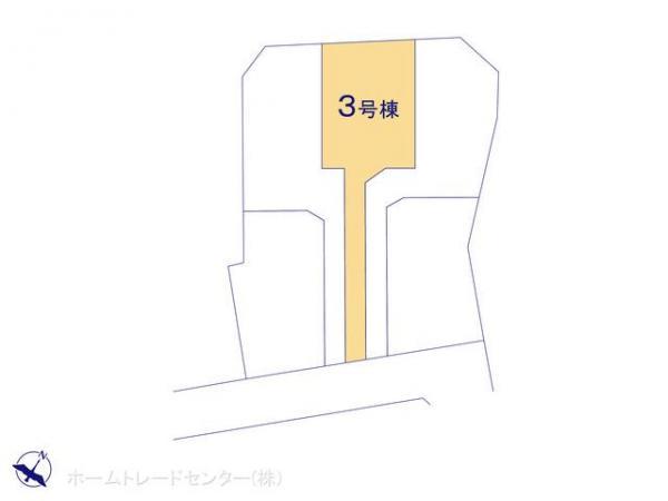 新築戸建 東京都稲城市大丸798-2 JR南武線南多摩駅 4680万円