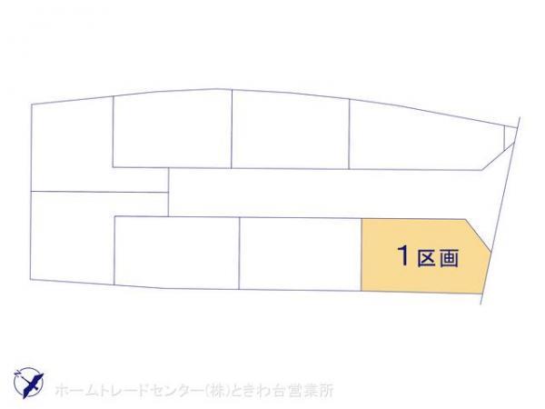 土地 埼玉県富士見市大字水子1861-1 東武東上線みずほ台駅 2480万円