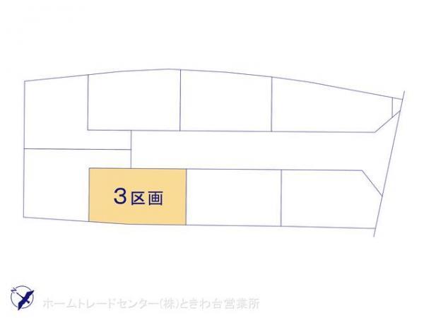 土地 埼玉県富士見市大字水子1861-1 東武東上線みずほ台駅 2380万円