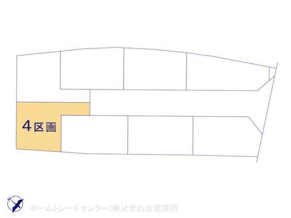 土地 埼玉県富士見市大字水子1861-1 東武東上線みずほ台駅 2180万円