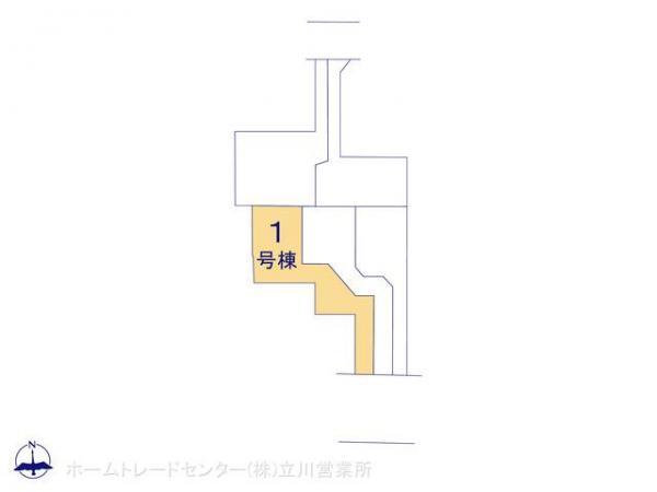新築戸建 東京都八王子市平岡町8-3 JR中央線西八王子駅 3580万円