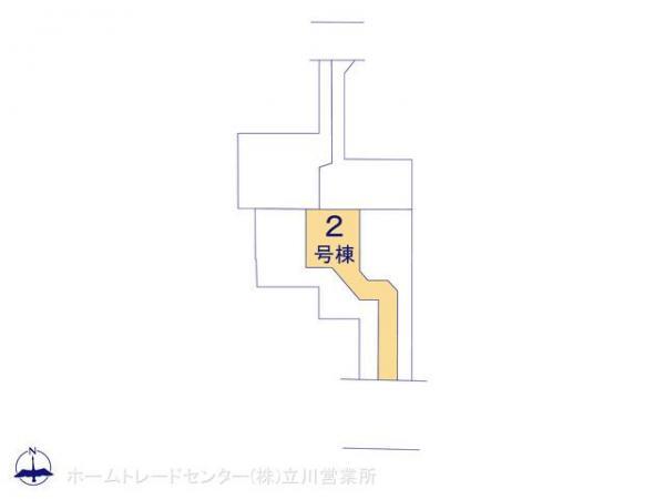 新築戸建 東京都八王子市平岡町8-3 JR中央線西八王子駅 3280万円