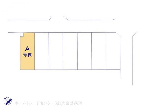 新築戸建 埼玉県さいたま市西区プラザ343-3 JR川越線指扇駅 2880万円