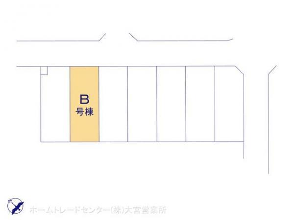 新築戸建 埼玉県さいたま市西区プラザ343-3 JR川越線指扇駅 2690万円