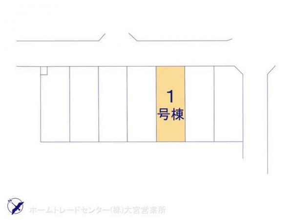 新築戸建 埼玉県さいたま市西区プラザ343-3 JR川越線指扇駅 2790万円