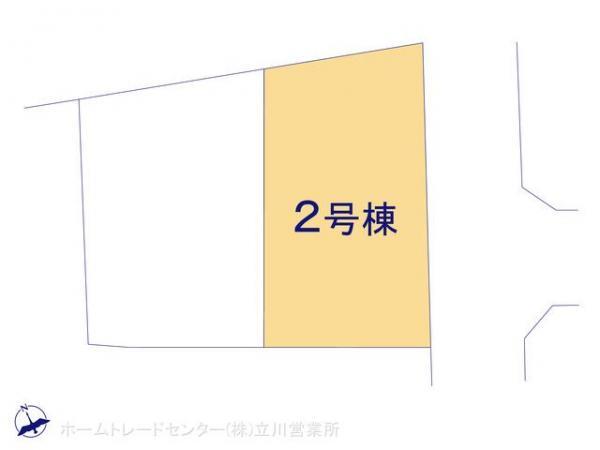 新築戸建 東京都日野市日野台2丁目14-4 JR中央線日野駅 3080万円