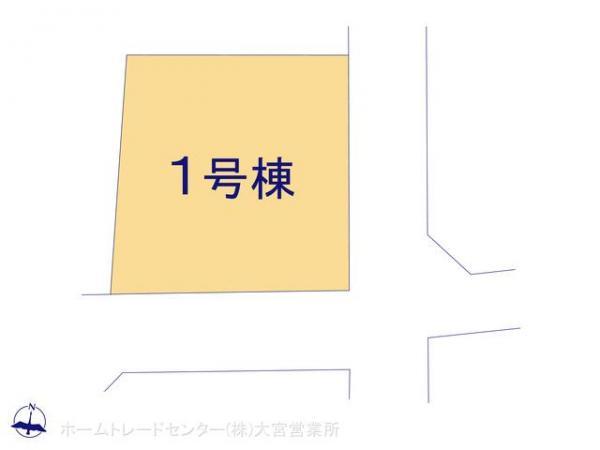 新築戸建 埼玉県鴻巣市鎌塚4丁目4-17 JR高崎線吹上駅 2390万円