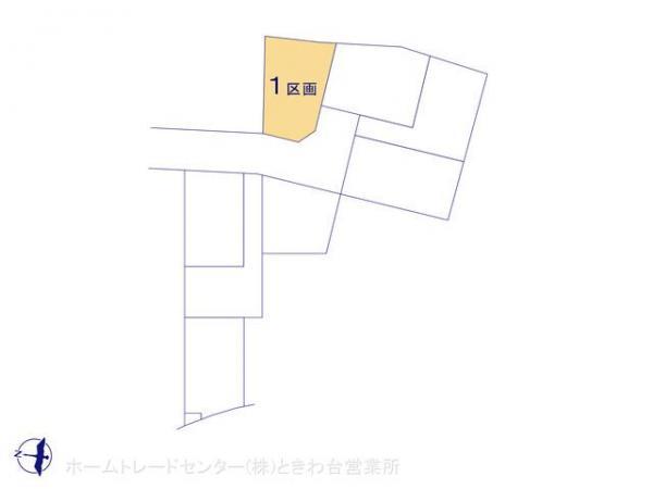 土地 埼玉県富士見市羽沢2丁目4 東武東上線鶴瀬駅 2450万円