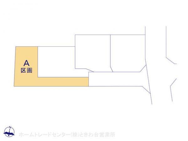 土地 埼玉県富士見市羽沢1丁目668-1 東武東上線鶴瀬駅 1990万円