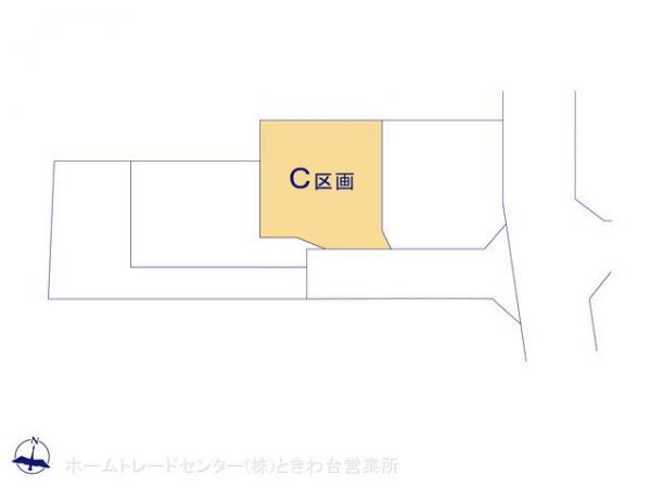 土地 埼玉県富士見市羽沢1丁目668-1 東武東上線鶴瀬駅 2290万円