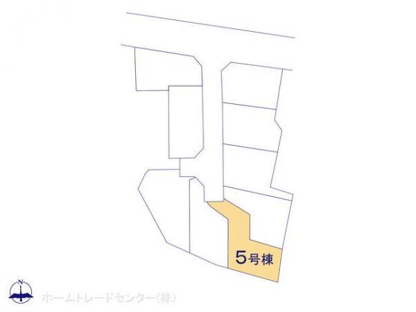 新築戸建 東京都多摩市和田310-11 多摩モノレール大塚・帝京大学駅 3280万円