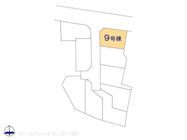 新築戸建 東京都多摩市和田310-15 多摩モノレール大塚・帝京大学駅 3780万円