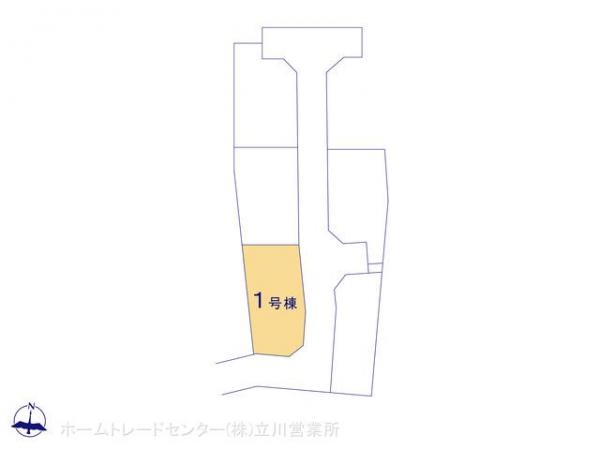 新築戸建 東京都八王子市東浅川町240-6 JR中央線高尾駅 3880万円