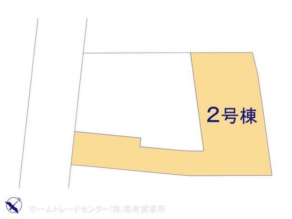 新築戸建 東京都江戸川区松島4丁目9-6 JR総武本線新小岩駅 5480万円