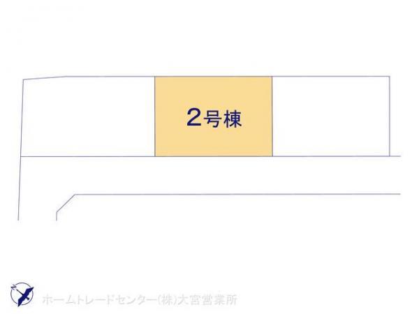 新築戸建 埼玉県北本市本宿5丁目116-4 JR高崎線北本駅 2690万円