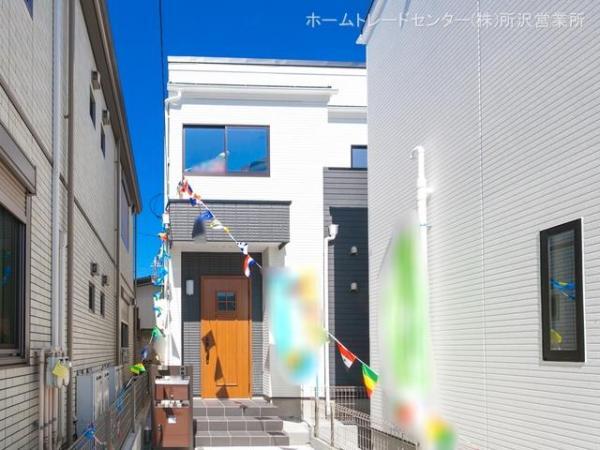 新築戸建 埼玉県所沢市喜多町10 西武鉄道新宿線航空公園駅 3780万円