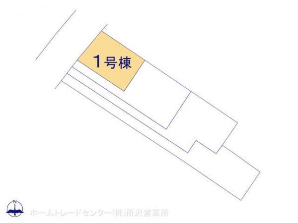 新築戸建 埼玉県坂戸市本町3-28 東武東上線坂戸駅 3180万円