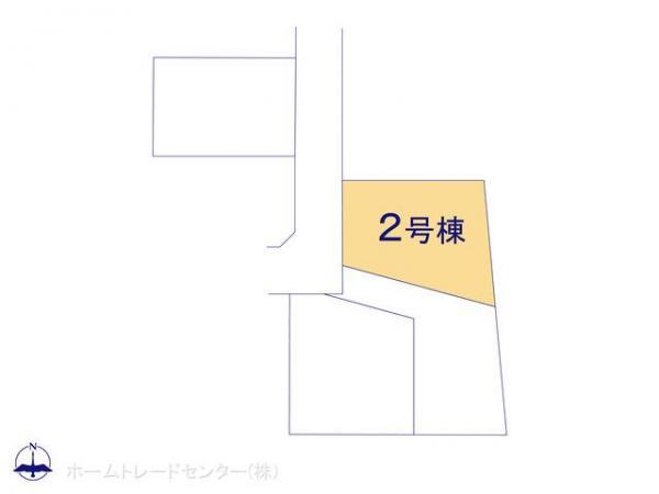 新築戸建 東京都小平市中島町14 西武拝島線東大和市駅 3580万円