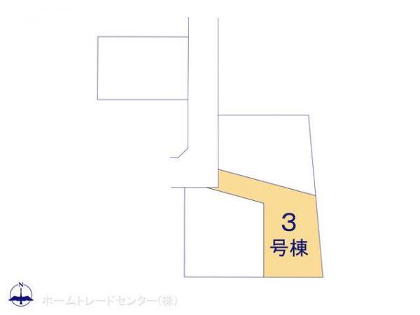 新築戸建 東京都小平市中島町14 西武拝島線東大和市駅 3380万円