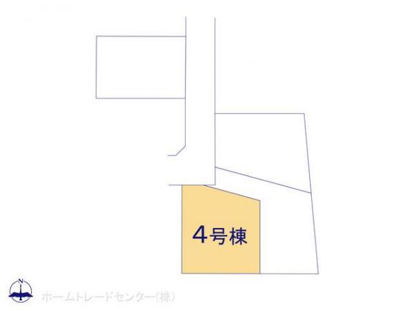 新築戸建 東京都小平市中島町13 西武拝島線東大和市駅 3580万円