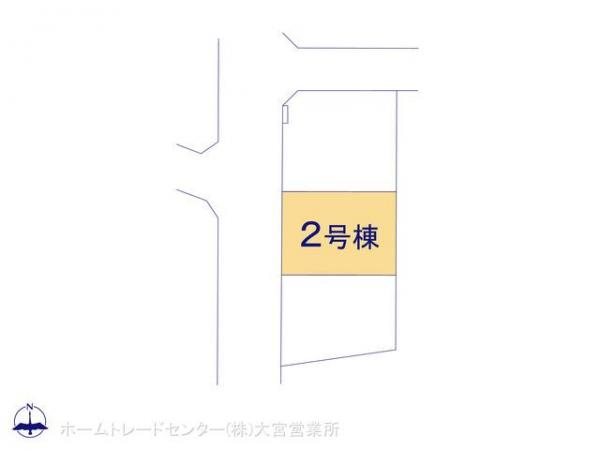新築戸建 埼玉県鴻巣市赤城110-2 JR高崎線鴻巣駅 2390万円