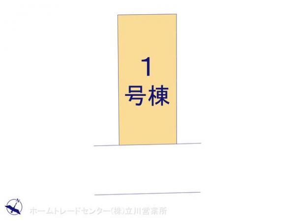 新築戸建 東京都八王子市散田町3丁目11-10 JR中央線西八王子駅 4600万円