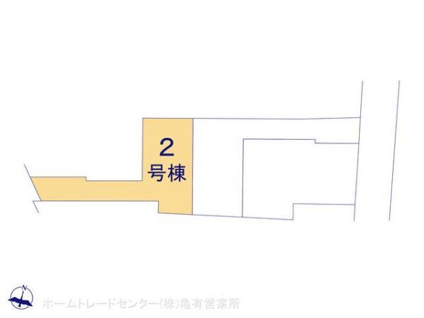 新築戸建 東京都江戸川区大杉4丁目25 JR総武本線新小岩駅 3990万円