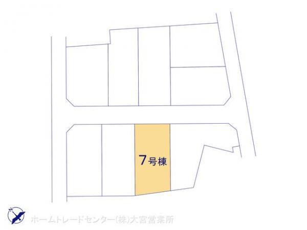 新築戸建 埼玉県鴻巣市箕田1415-1 JR高崎線北鴻巣駅 2390万円