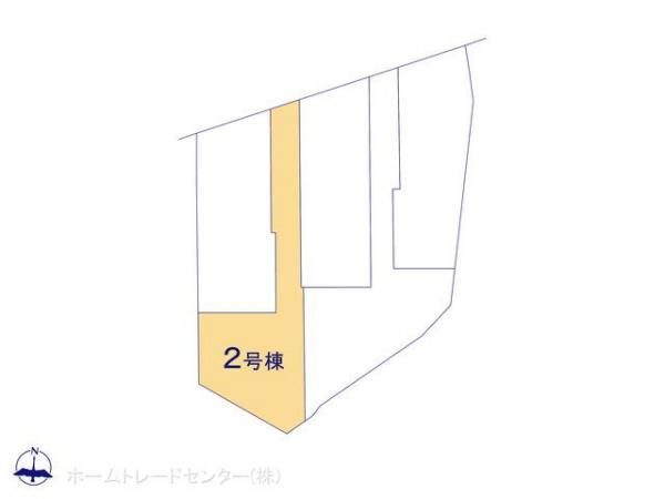 新築戸建 東京都府中市是政6丁目9-2 JR南武線府中本町駅 3880万円