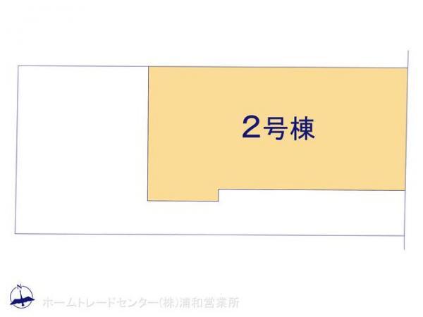 新築戸建 埼玉県さいたま市桜区道場1丁目4 JR埼京線南与野駅 3290万円