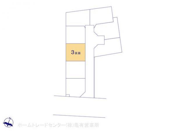 土地 東京都足立区西伊興4丁目1 東武伊勢崎線竹ノ塚駅 3280万円