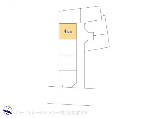 土地 東京都足立区西伊興4丁目1 東武伊勢崎線竹ノ塚駅 3270万円